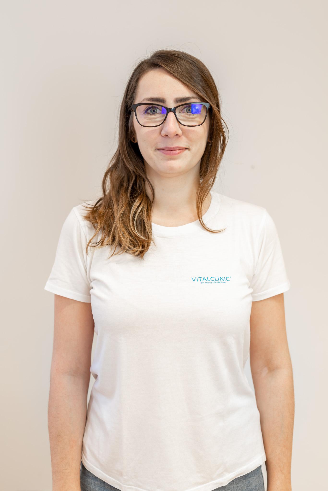 Bc. Elena Šafárová